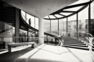 Architekturfotografie: Berlin - Pei-Bau / Deutsches Historisches Museum