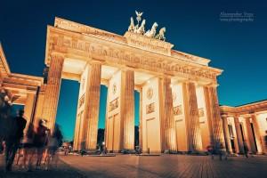 Architekturfotografie: Berlin - Brandenburger Tor