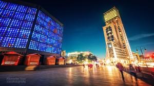 Architekturfotografie: Berlin - Breitscheidplatz