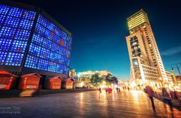 Architekturfotografie: Berlin – Breitscheidplatz