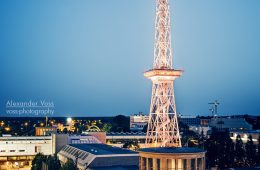 Architekturfotografie: Berlin – Funkturm