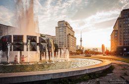 Architekturfotografie: Berlin – Strausberger Platz
