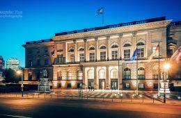 Architekturfotografie: Abgeordnetenhaus von Berlin