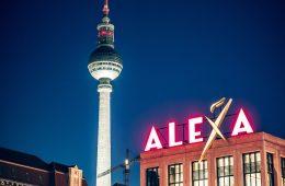Architekturfotografie: Berlin – Alexa