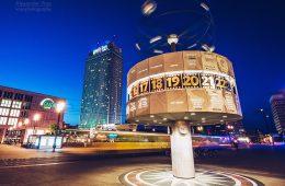 Architekturfotografie: Berlin – Alexanderplatz