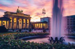 Architekturfotografie: Berlin – Brandenburger Tor / Pariser Platz