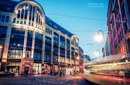 Architekturfotografie: Berlin – Hackescher Markt