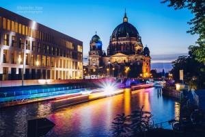Architekturfotografie: Berlin - Humboldt-Forum / Berliner Dom