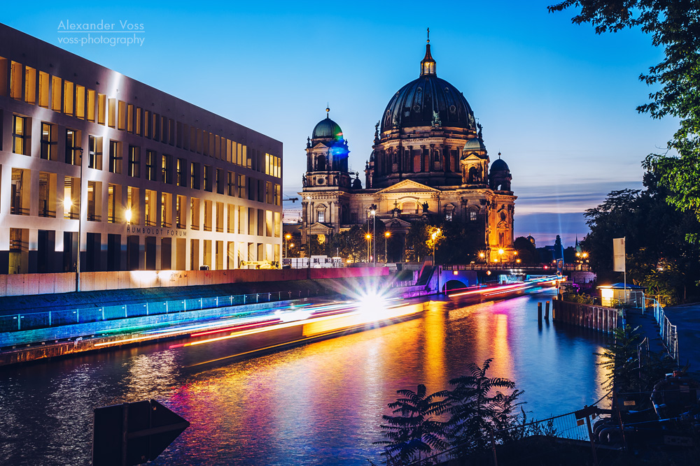 Architekturfotografie: Berlin – Humboldt-Forum / Berliner Dom