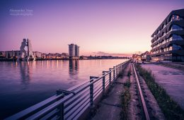Architekturfotografie: Berlin – Mediaspree / Osthafen