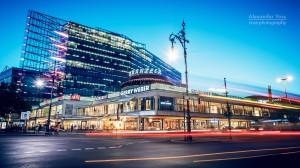 Architekturfotografie: Berlin - Neues Kranzler Eck