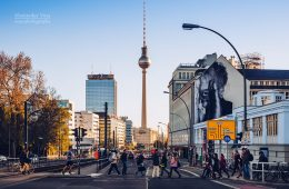 Architekturfotografie: Berlin – Prenzlauer Allee / Backfabrik