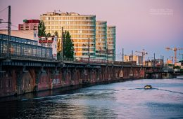 Architekturfotografie: Berlin – Trias / Jannowitzbrücke
