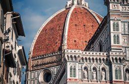 Architekturfotografie: Dom von Florenz