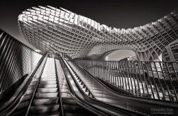 Architekturfotografie: Sevilla – Metropol Parasol